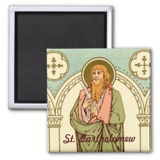 St. Bartholomew the Apostle (RLS 03) Magnet