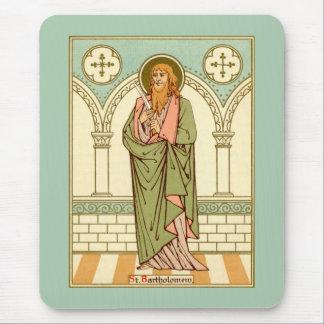 St. Bartholomew the Apostle (RLS 03) (Style 1) Mouse Pad