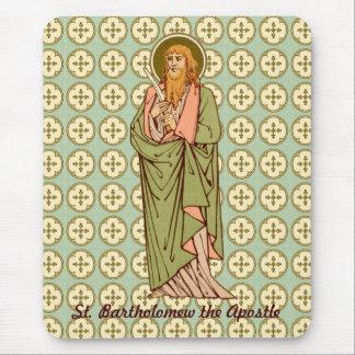 St. Bartholomew the Apostle (RLS 03) (Style 2) Mouse Pad