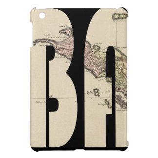 St. Barts 1801 Cover For The iPad Mini