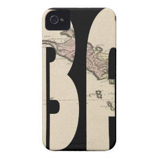 St. Barts 1801 iPhone 4 Case-Mate Case