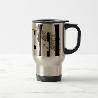 St. Barts 1801 Travel Mug
