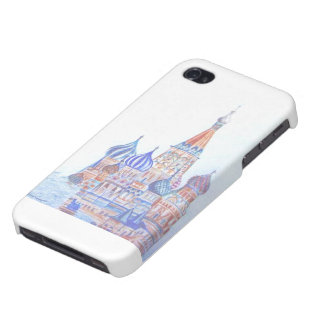St. Basil's Cathedral Case iPhone 4/4S Covers