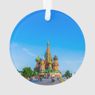 St. Basil's cathedral Ornament