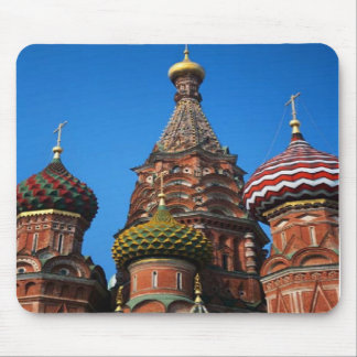 St-Basil's-Moscow, on a mousepad