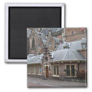 St Bavo Church, Haarlem Square Magnet