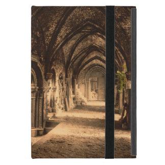 St Bavon Abbey Cloister, Ghent, Belgium Cases For iPad Mini