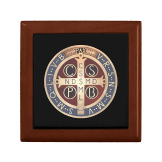 St. Benedict Medal Gift Box