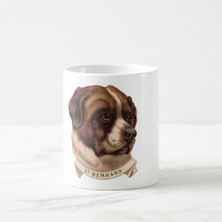 St. Bernard Coffee Mug