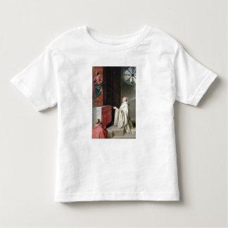 St Bernard et la Vierge T Shirt