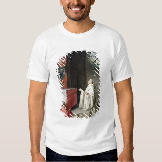 St Bernard et la Vierge Tee-shirt