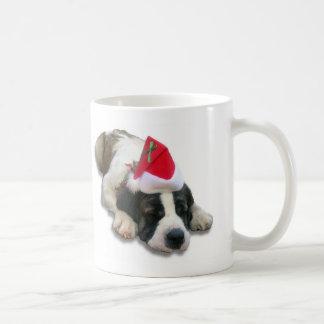 St. Bernard Holiday Mug
