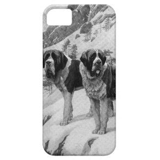 St. Bernard iPhone 5 Case