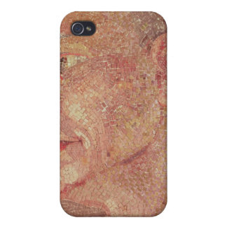 St. Bernard of Clairvaux from Crypt St. Peter iPhone 4 Covers