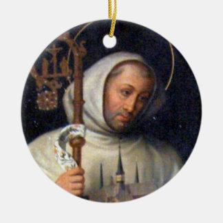 St Bernard * ornement de Noël