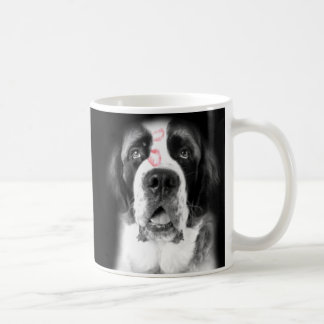 ST. BERNARD WEIM LOVE COFFEE MUG