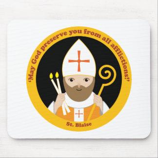 St. Blaise Mouse Pad