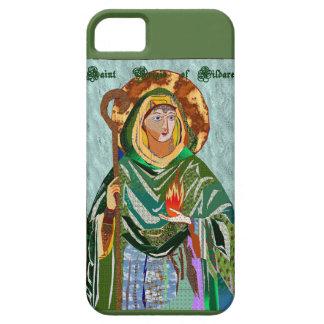 St Brigid iphone case