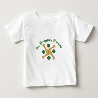 St. Brigids Cross Baby T-Shirt