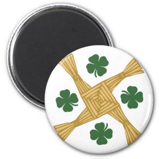 St. Brigids Cross Magnet