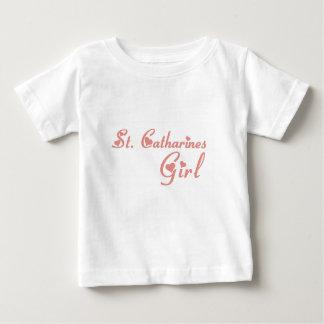 St. Catharines Girl Baby T-Shirt