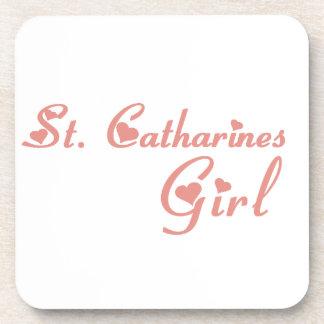 St. Catharines Girl Coaster