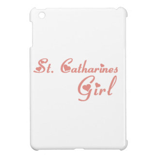 St. Catharines Girl iPad Mini Covers