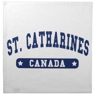 St. Catharines Napkin