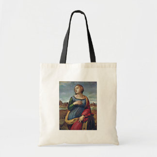 St. Catherine Of Alexandria By Raffael Tote Bag