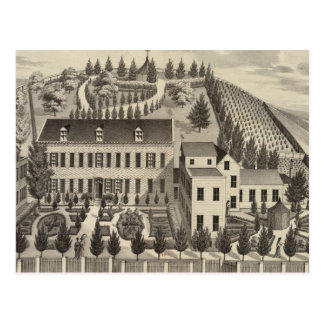 St Catherine's Acad, Benicia Postcard