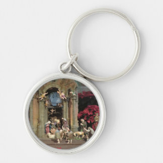 St. Catherine's Nativity Keychain