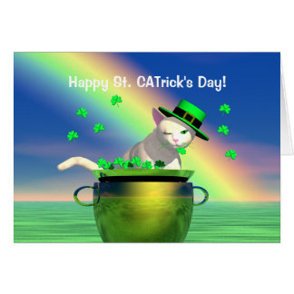 St. Catrick's Day Card