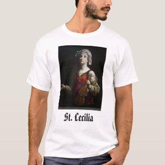 St Cecilia, St. Cecilia T-Shirt