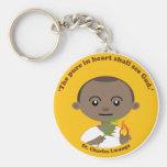 St. Charles Lwanga Key Chain