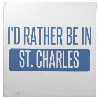 St. Charles Napkin