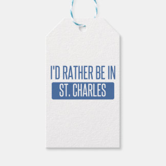 St. Charles Pack Of Gift Tags