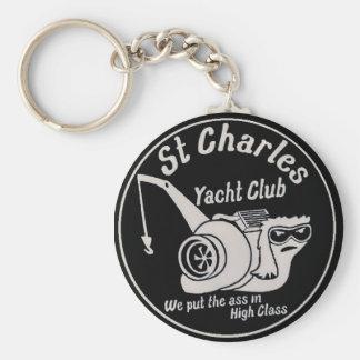 St. Charles Yacht Club Keychain