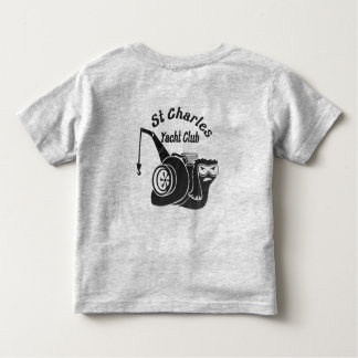 St. Charles Yacht Club Toddler T-shirt