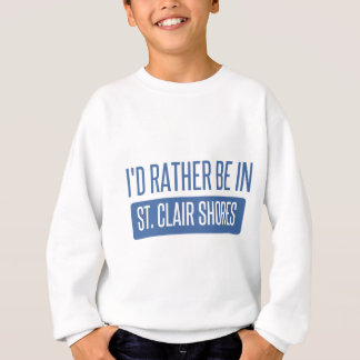 St. Clair Shores Sweatshirt