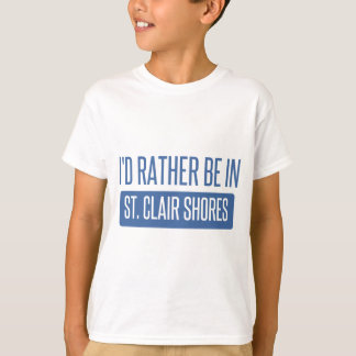 St. Clair Shores T-Shirt