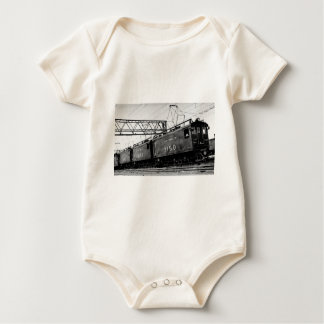 St. Clair Tunnel Company Baby Bodysuit