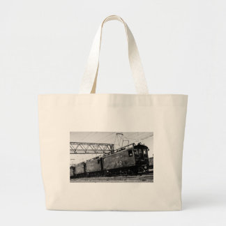 St. Clair Tunnel Company Jumbo Tote Bag