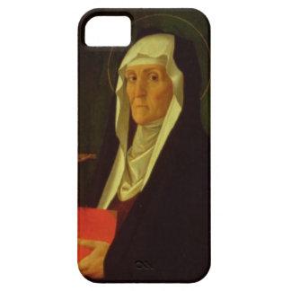 St. Clare, c.1485-90 (tempera on panel) iPhone 5 Case