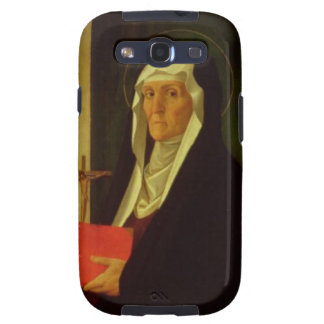 St. Clare, c.1485-90 (tempera on panel) Samsung Galaxy SIII Covers