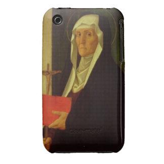 St. Clare, c.1485-90 (tempera on panel) Case-Mate iPhone 3 Cases