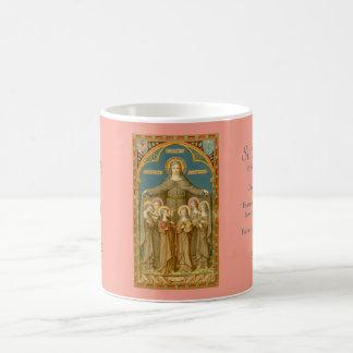 St. Clare of Assisi & Nuns (SAU 27) Coffee Mug 2.1
