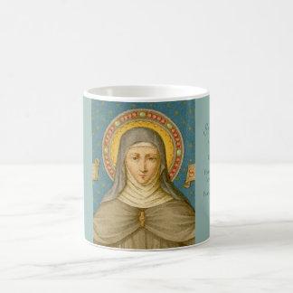 St. Clare of Assisi (SAU 027) Coffee Mug 1