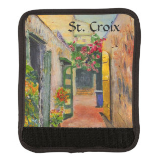 St. Croix Alley Luggage Handle Wrap