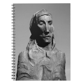 St. Cuthbert's Statue Note Books