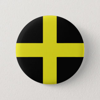 St. David's Day 2 Inch Round Button